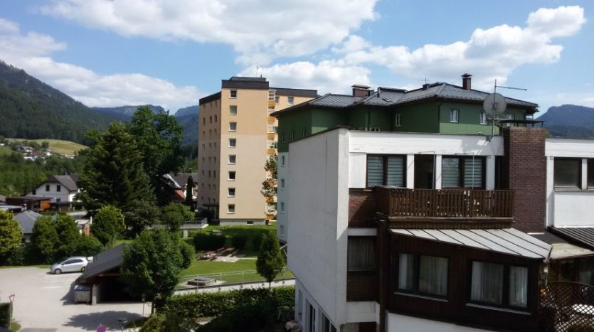 Recently renovated apartment in Bad Ischl