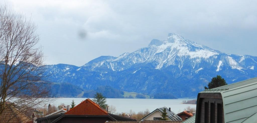 Super apartment with lake view for sale in Mondsee